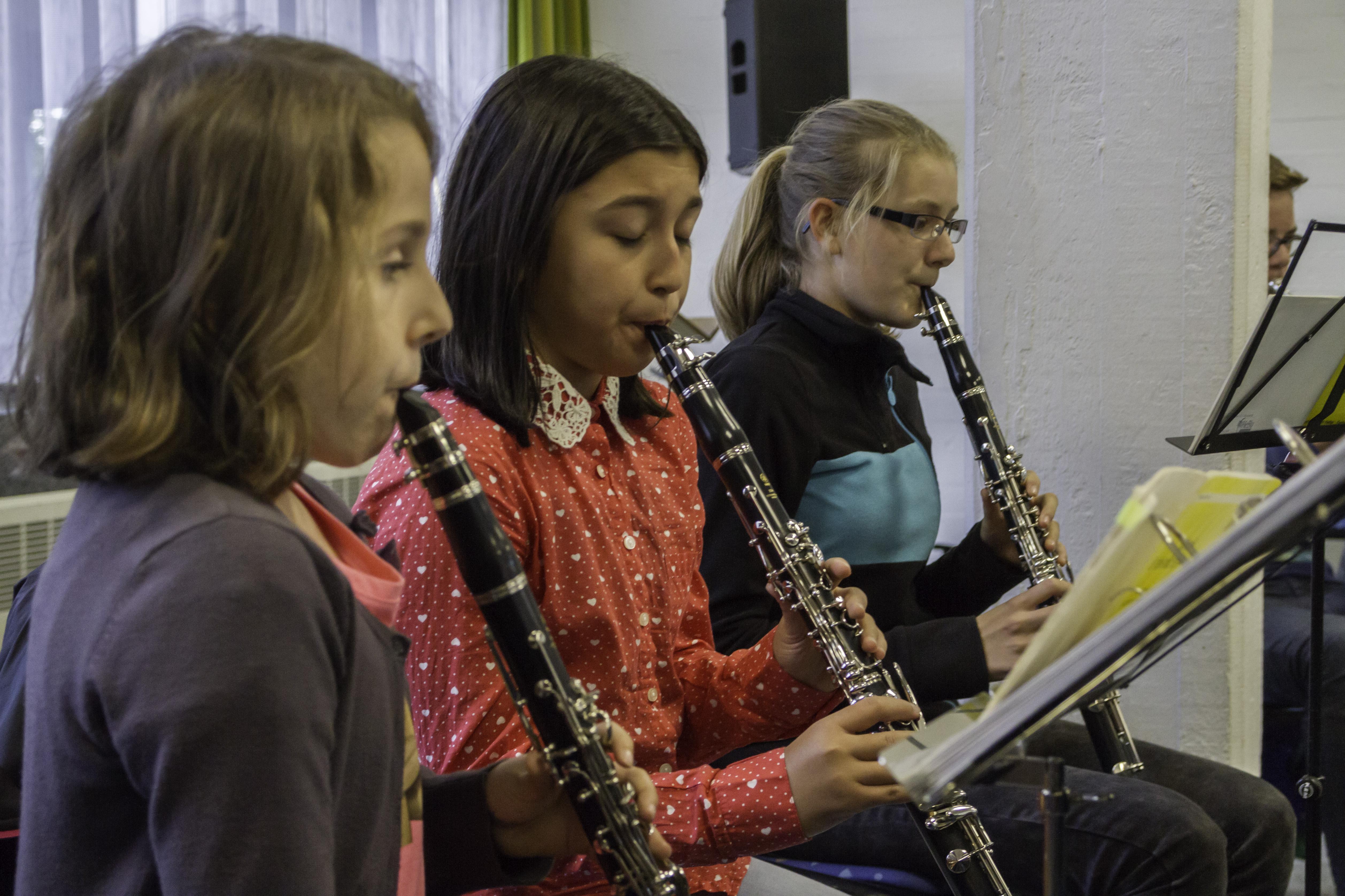 Instrumental-Unterricht