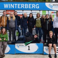 Jugend-Wochenende in Winterberg