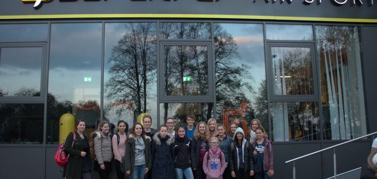 Stadtkapellen-Jugend on Tour in Dortmund