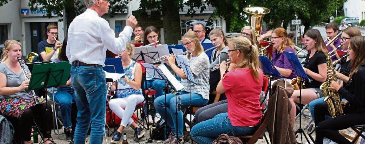 Musikalische Vielfalt mit ganz viel Spielfreude