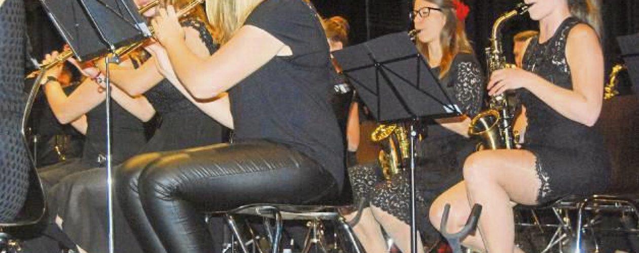 Starke Gefühle wurden wach – Stadtkapelle Geseke bereitet Musikgenuss