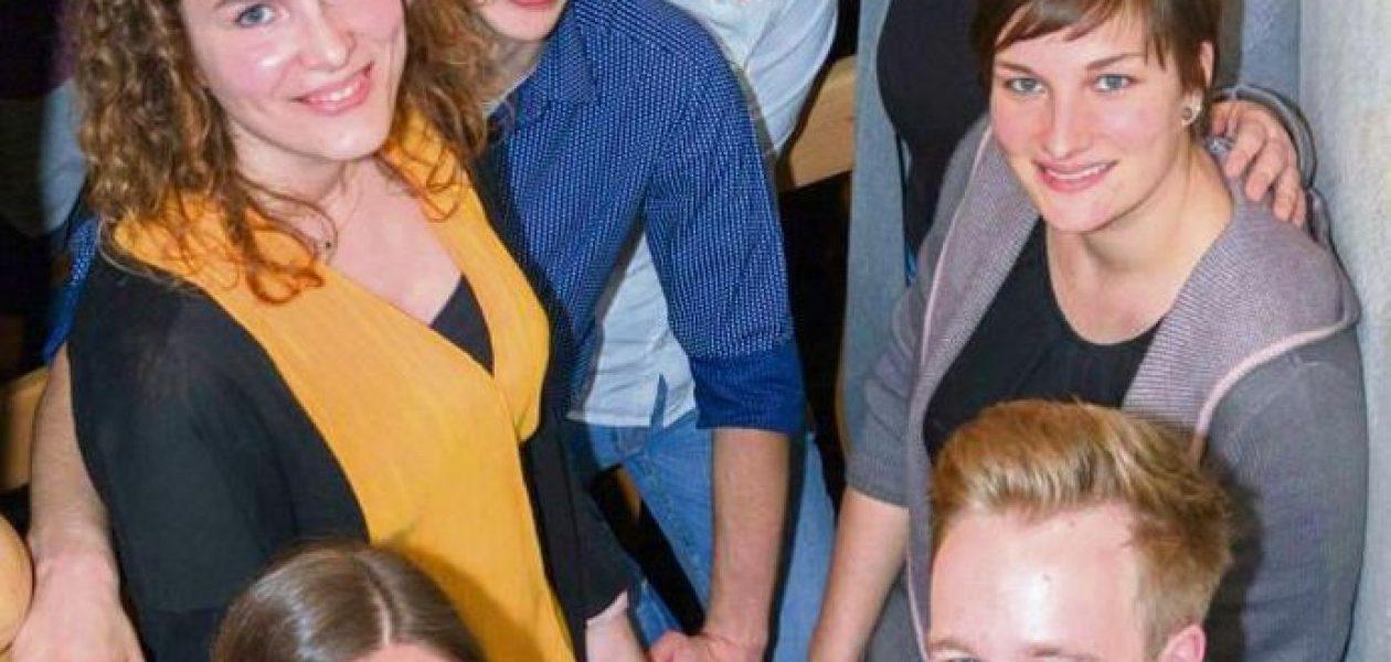 Jung und motiviert ins Jubiläumsjahr – Generationswechsel gemeistert